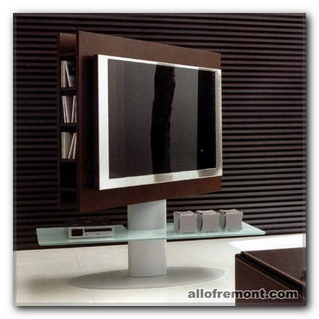 Фотогалерея: підставки під ТВ