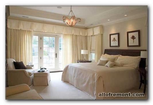 Світла спальня