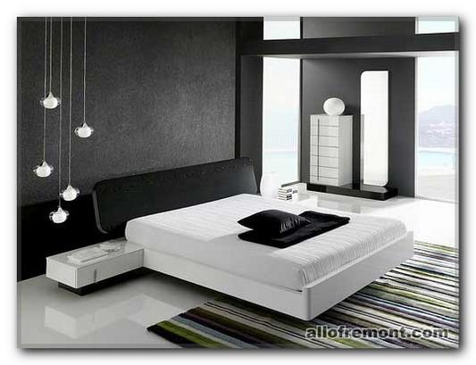 Модні спальні