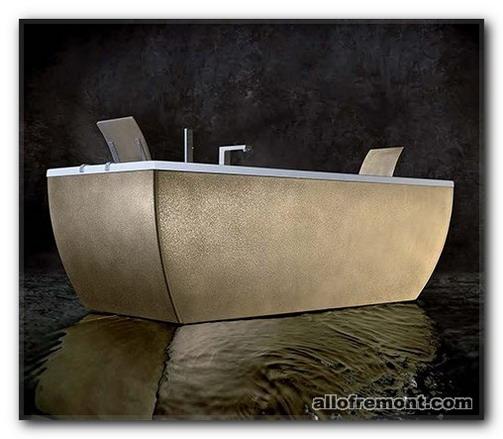 Цікавий дизайн ванної кімнати