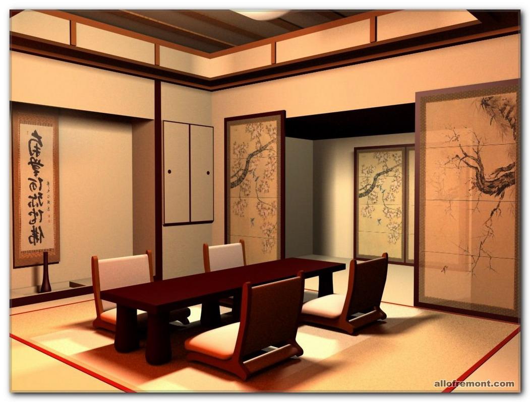 Меблі в японському стилі