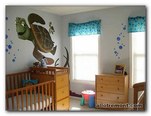 Комфорт в дитячій кімнаті