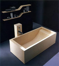 Дерев'яні ванни