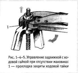 Глава 4. Засувка не тримає воду