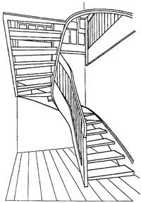 Виготовлення сходів на косоурах