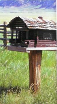 Ранчо Коррал-Крік. Частина 1