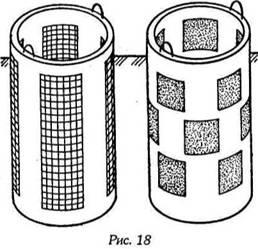 Пристрій колодязів з цегли
