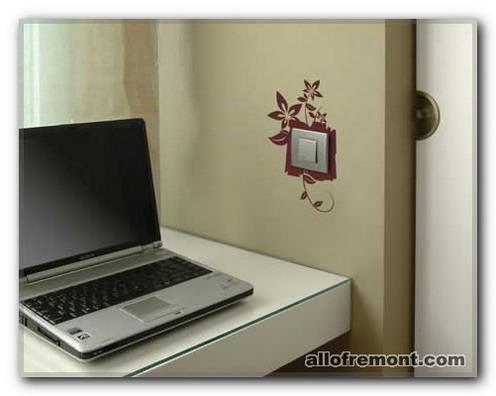 Ідей декору вмикачів / вимикачів