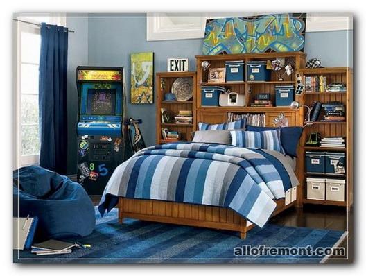 Меблі для кімнати підлітка