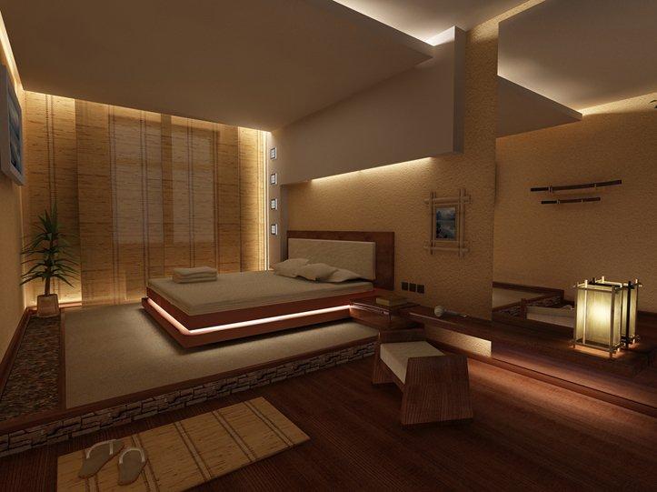 Бамбук в японському / східному стилі