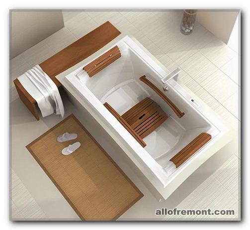 Комфортна ванна кімната