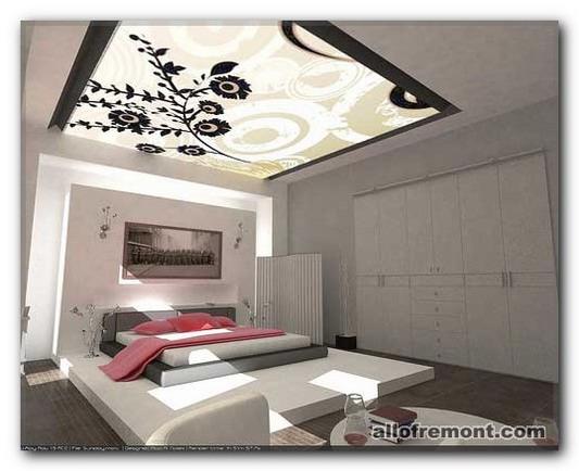 Спальня в стілі Мінімалізма