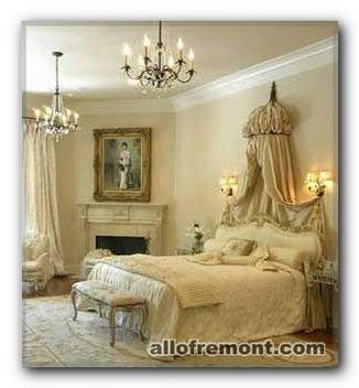 Спальня в стілі 'Бароко'