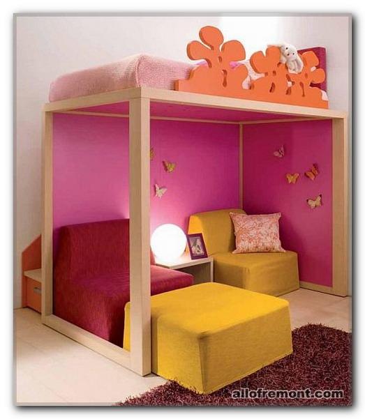 Обстановка дитячої кімнати