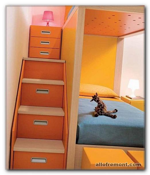 Меблі в дитячій кімнаті