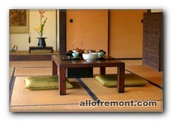 Чаювання в японському / східному стилі
