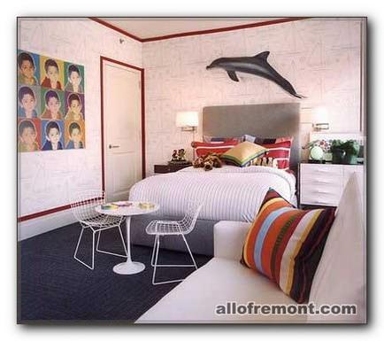 Дитяча кімната для дорослої дитини