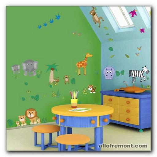 Простір в дитячій кімнаті