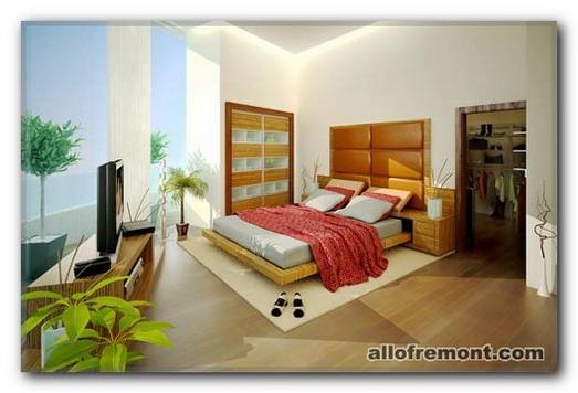 Декоративні Елементи в спальні