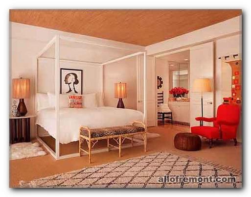 Декоративне оформлення спальні