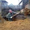 Як самому зробити вигрібну яму