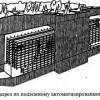 Холодильники, архіви, інші види підземних сховищ