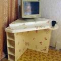 Комп'ютерний стіл своїми руками