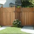 Дерев'яні паркани