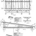 Деталі плану тимчасової крівлі над цокольним поверхом