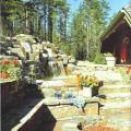 Кам'яні патіо і тераси