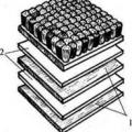 Модульна килимова плитка