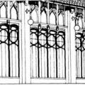 Вікна. X IX століття