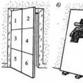 Особливості фарбування дверей