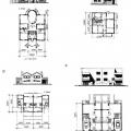 Остови малоповерхових будівель із стінами з кам'яних матеріалів