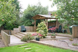 Як облаштувати сад?