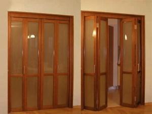 Двері - гармошки