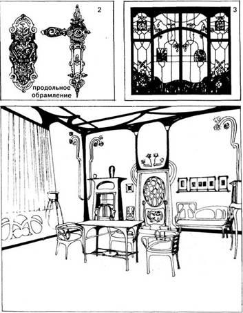Двері. X IX століття