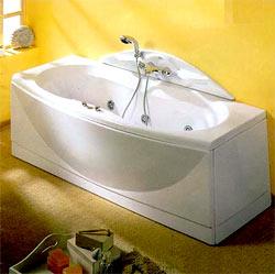 Як встановити ванну