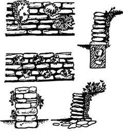 Сходи і підпірні стінки