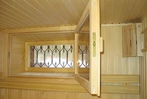 Вікна для лазні