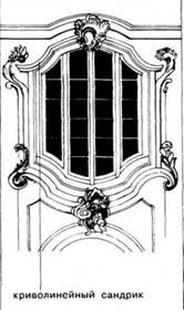 Вікна. X VIII століття