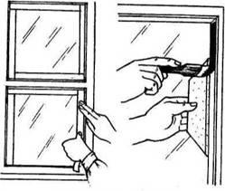 Особливості фарбування вікон