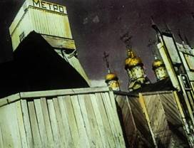 Підземне будівництво в Москві. Частина 2