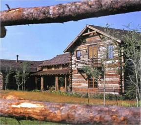 Ранчо Ялинова бухта Частина 1