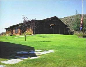 Ранчо біля річки Біг Хоул. Частина 1