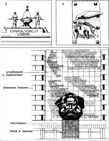Скульптура в архітектурі. X Х століття