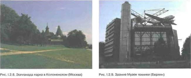 Структура архітектурного простору