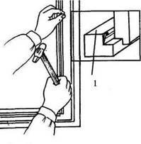 Теплоізоляція вікон і дверей